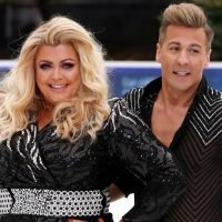 Dancing On Ice stars hit back as diva Gemma Collins vows to win with backflips