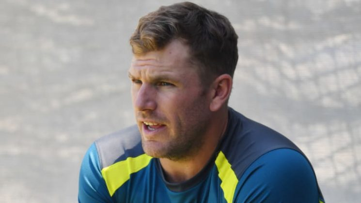 The advice from a Kiwi that changed Aaron Finch