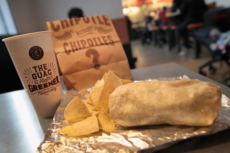 Here's How Hinge Members Can Get A Free Burrito At Chipotle This Month