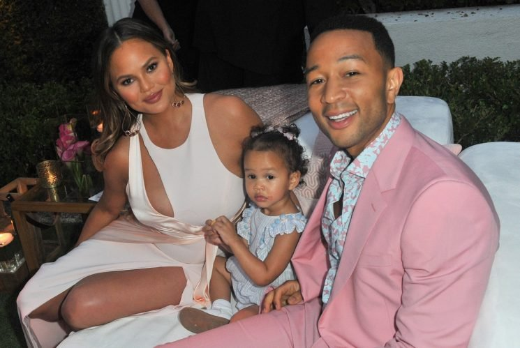 This Video Of Chrissy Teigen & Luna Dancing To 'Aladdin' Is What Disney Dreams Are Made Of