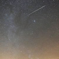 Best time and location to see the Geminid meteor shower tonight