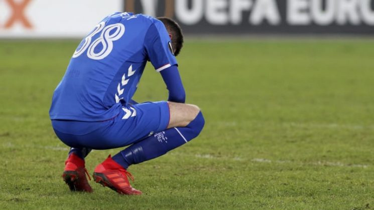 Rangers crash out, Chelsea saved from embarrassment in Europa League