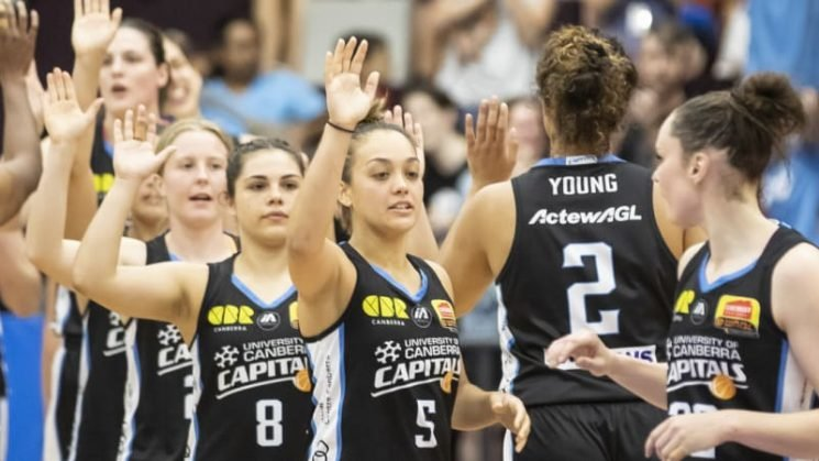 Capitals ready to fire in Townsville showdown to prove title power