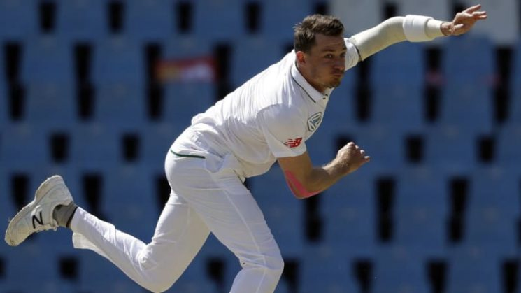 Steyn has Pakistan in his sights as he guns for record