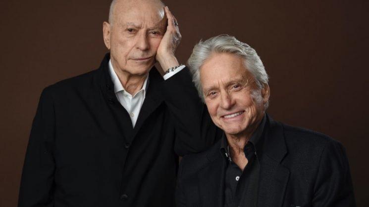 For old-geezer actors, this is also the era of peak TV