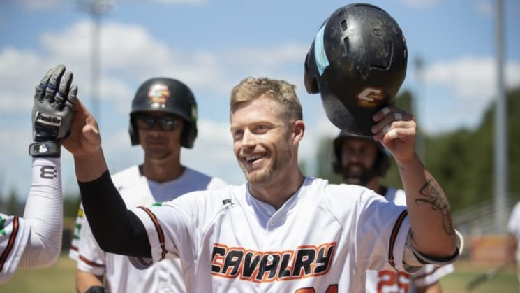 Wilson smashes massive homer in Cavalry clean sweep