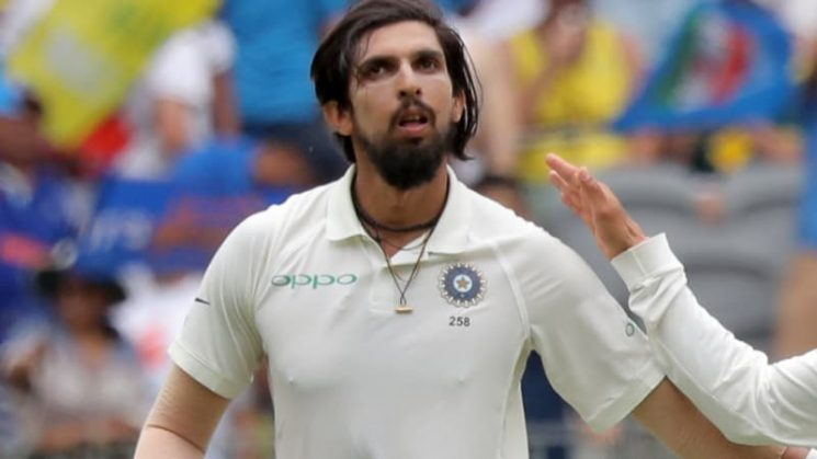 Caught out: Indian teammates in on-field spat