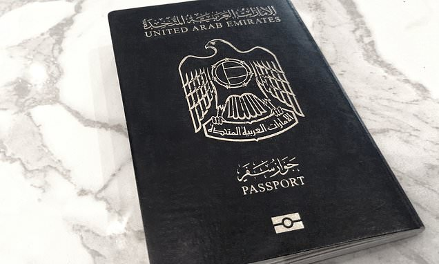 United Arab Emirates now has the world's most powerful passport