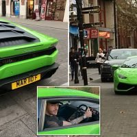 Pensioner blasts Towie star for parking Lamborghini in disabled bay