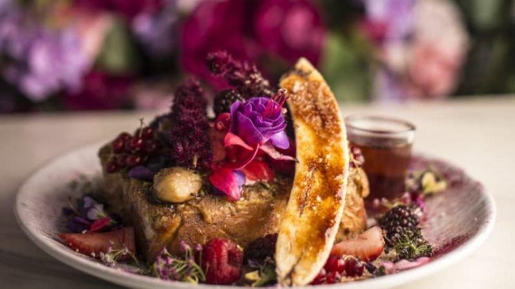 The 'wow' factor an essential ingredient in Sydney brunch