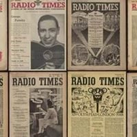 Historical issues of the Radio Times from the 1940s are released