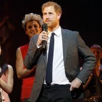 TINA WEAVER: Man up, Prince Harry, heal the rift with Meghan's father