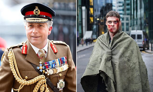 Afghan veterans 'pitied' by public because of TV, Army head claims