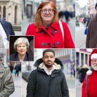 Voters in Theresa May's seat of Maidenhead slam Tory rebels