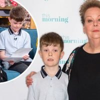 I'm A Celeb's Anne Hegerty finally meets 11-year-old Autistic boy