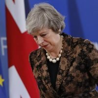 May 'might have to quit in March' to save the government