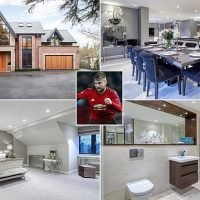 Man United defender Luke Shaw, 23, puts six-bed mansion on market