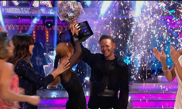 Strictly Come Dancing Final: Stacey Dooley is crowned the WINNER