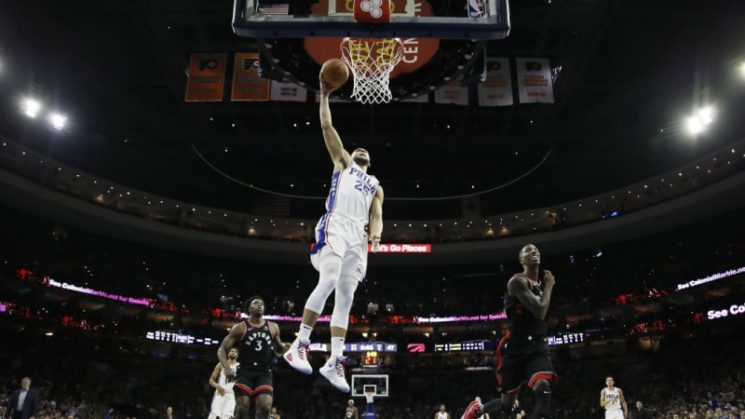 Simmons stars for Sixers in NBA victory