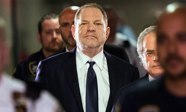 Judge decides whether to toss Harvey Weinstein sexual assault charges
