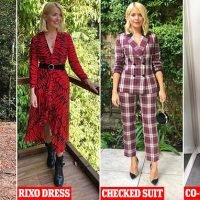 Are these Holly Willoughby's most stylish looks of the year?