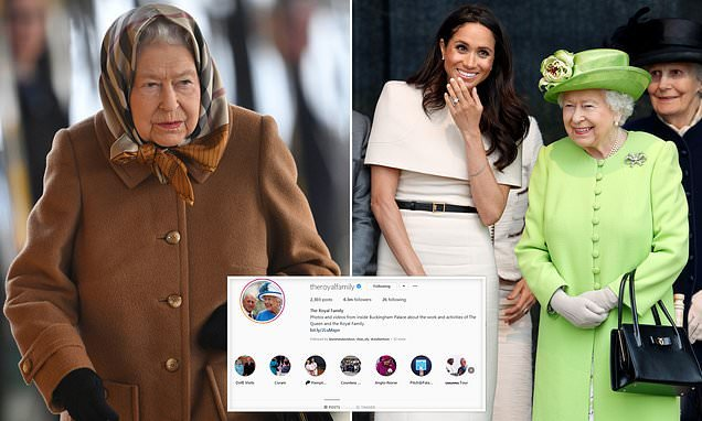 Queen believes social media can 'spread the magic' of the Royal Family