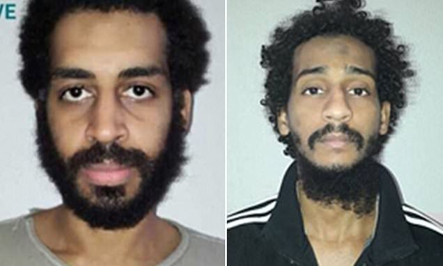 Two British 'Beatles' jihadists could be FREED'