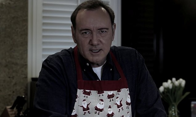 Kevin Spacey's video racks up more than 5million views in 24 hours