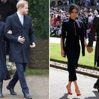 How pregnancy helped Meghan FINALLY pull off a Victoria Beckham dress