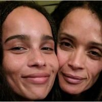 Quick! Can You Tell Zoë Kravitz and Lisa Bonet Apart in This New Instagram Photo?
