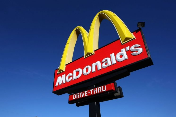 Study Finds Traces of Fecal Bacteria on Multiple McDonald's Touchscreens