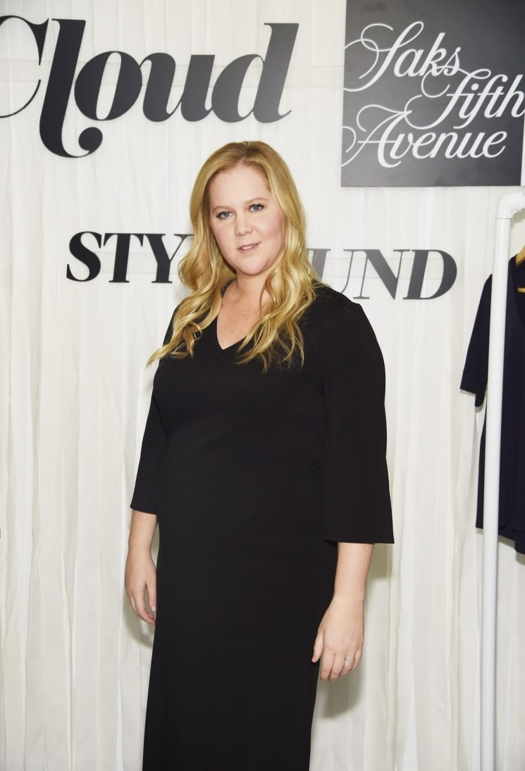 Amy Schumer's First Clothing Line Just Dropped & It's All About Cozy Basics