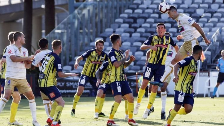 Mariners' rot continues as Jets seal comeback in F3 derby