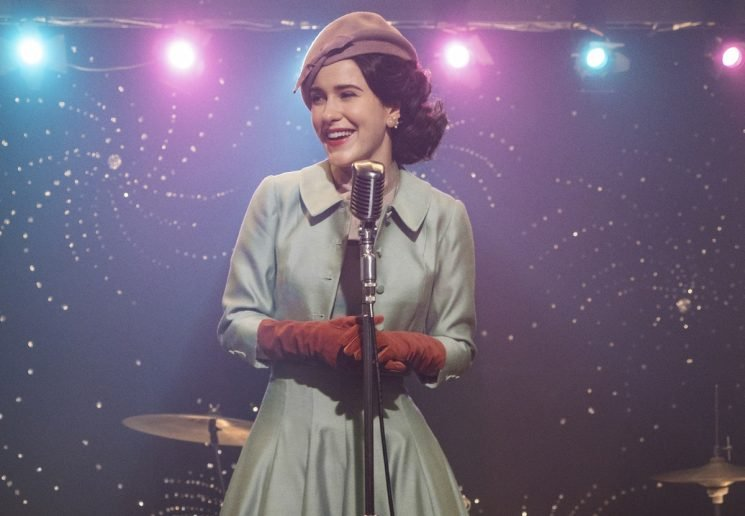 'Mrs. Maisel' Is One Of The Most Political Shows On TV — Even If It's Not Trying To Be