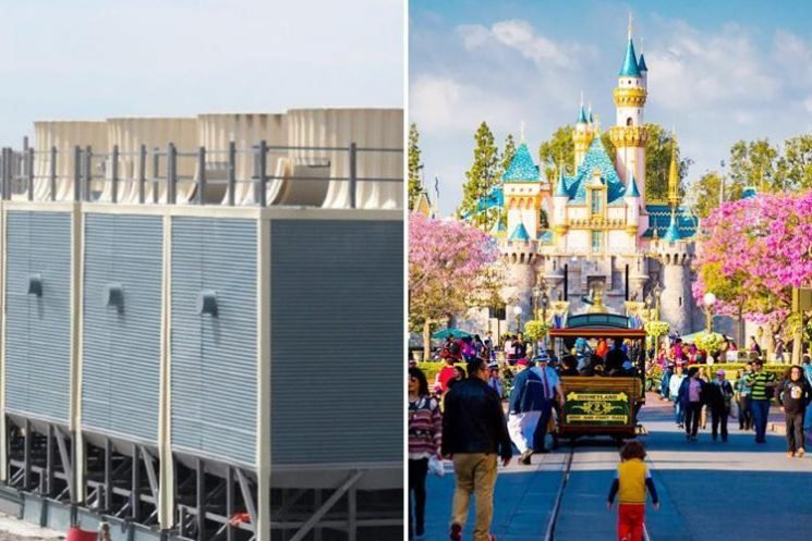 Cooling mist at Disneyland 'likely' made 22 people sick with deadly Legionnaire's disease last year