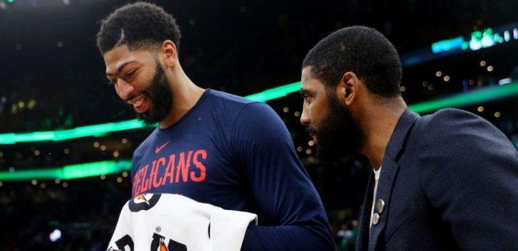 NBA Rumors: Should The Boston Celtics Explore A Gordon Hayward For Anthony Davis Trade?