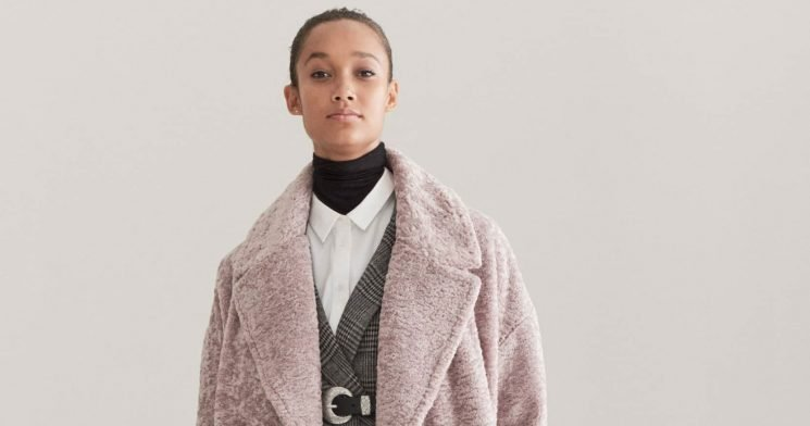 Buying ASAP: This Cozy Cocoon Coat Is Giving Us All the Winter Feels