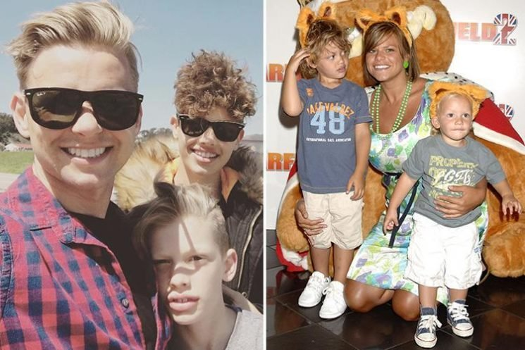 Jeff Brazier reveals kids are struggling to cope with tragic mum Jade Goody's death