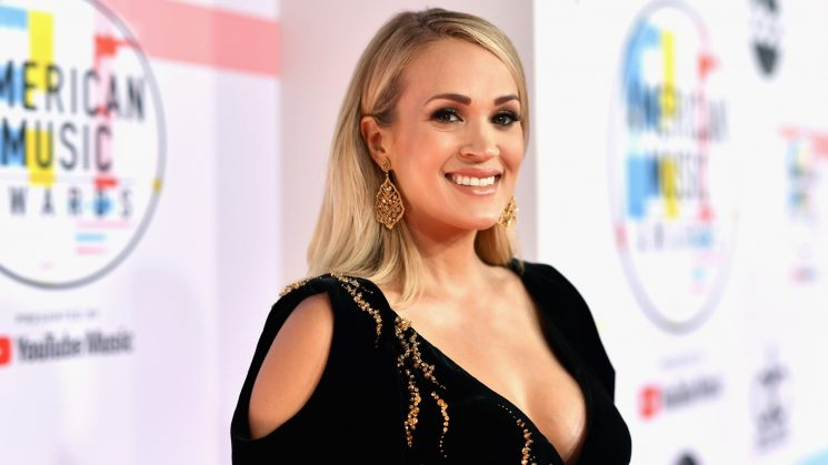 5 Times Carrie Underwood Totally Nailed the Working Mom Experience