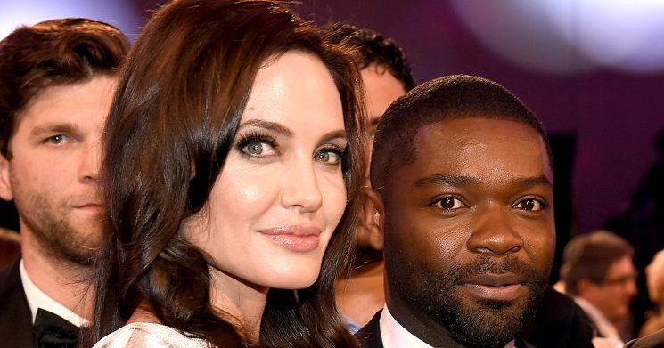 David Oyelowo: My Children Have Playdates With Angelina Jolie's Kids