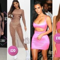Pretty Little Thing has dupes of Kim Kardashian's iconic looks… and they're all under £35