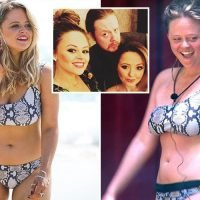 Emily Atack is proud of her new size ten figure after heartbreak destroyed her confidence, reveals sister Martha