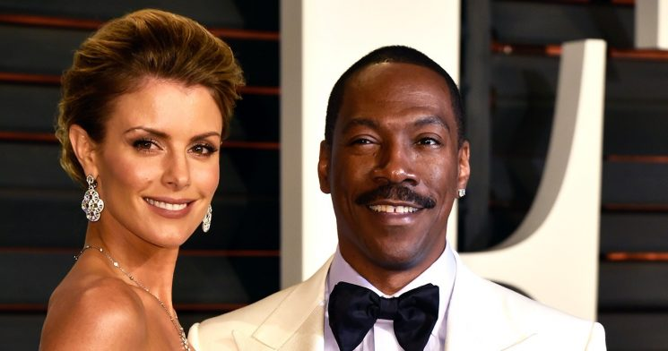 Eddie Murphy's Fiancee Paige Butcher Gives Birth to His 10th Child