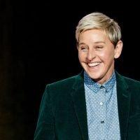 "Ellen DeGeneres Gets Punk Haircut, Is No Longer ""Nice"""