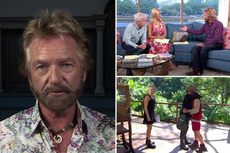 Noel Edmonds wants Holly Willoughby to allow him back on This Morning for second showdown as he explains how their feud started