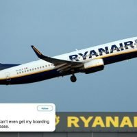 Ryanair passengers complain they can't check-in online or print boarding passes