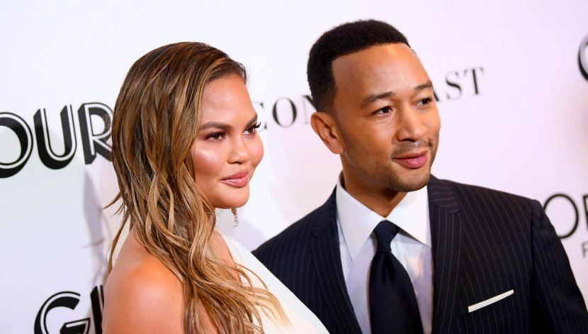 Chrissy Teigen Doesn't Know if She'll Tell Luna About Santa