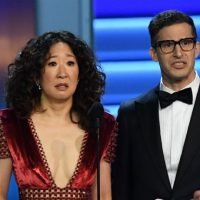 Golden Globes 2019 Will Be Hosted By Andy Samberg & Sandra Oh