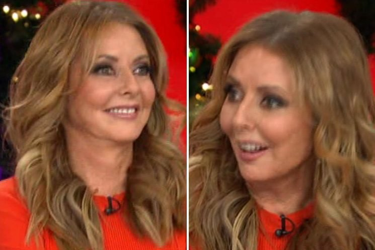 Carol Vorderman says she wants to be first person to have sex in space