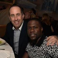 Jerry Seinfeld Is Confident 'Brilliant' Kevin Hart Will Survive Oscars Controversy